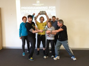 Trigger Point Therapy MCT graduates in Melbourne